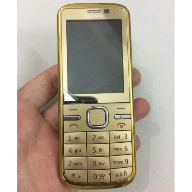 Điện Thoại Nokia C5-00 Có Pin và Sạc