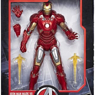 Marvel Legends Iron Man Mark VII
