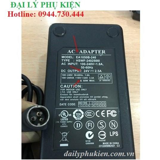 Adapter máy in hóa đơn Epson T81 - 2966413 , 142815205 , 322_142815205 , 250000 , Adapter-may-in-hoa-don-Epson-T81-322_142815205 , shopee.vn , Adapter máy in hóa đơn Epson T81