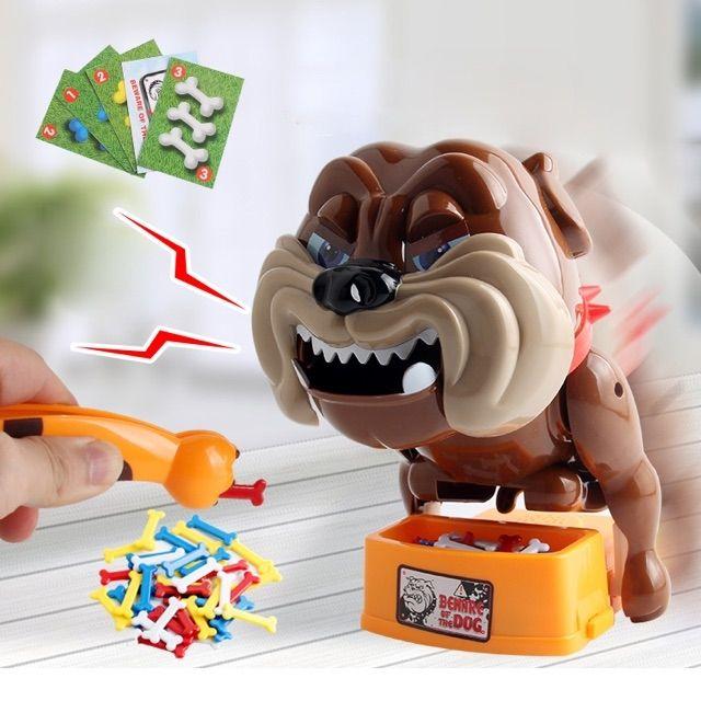 Trộm xương chó  Loại lớn: Dùng pin, có nhạc