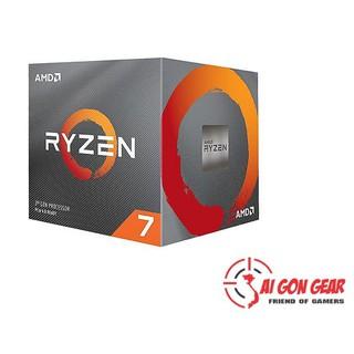BỘ XỬ LÝ CPU AMD RYZEN 7 3700X BOX CHÍNH HÃNG thumbnail