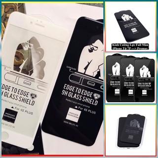 Kính Cường Lực KingKong Full Màn Iphone 7Plus 8Plus X Xr Xsm 11 11Pro 11Promax 12Mini 12 12Pro 12Promax thumbnail