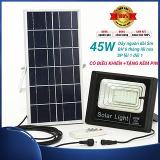 Đèn pha Led năng lượng Mặt Trời 45W JD-8845W