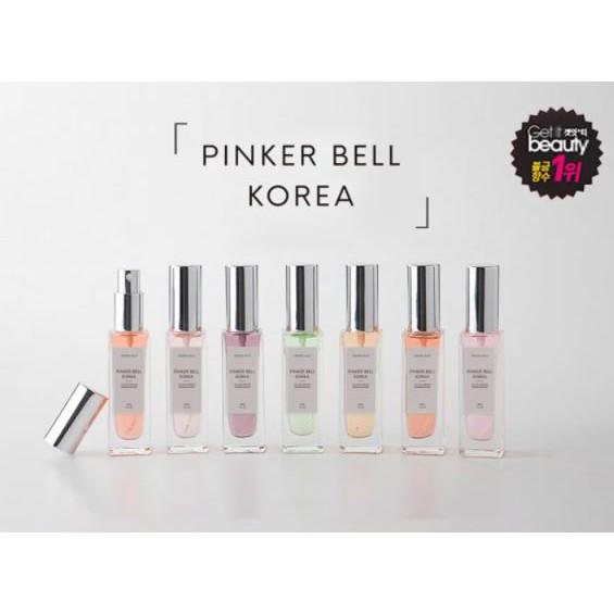 Nước Hoa Dạng Xịt Pinker Bell Korea Eau De Parfum 30ml