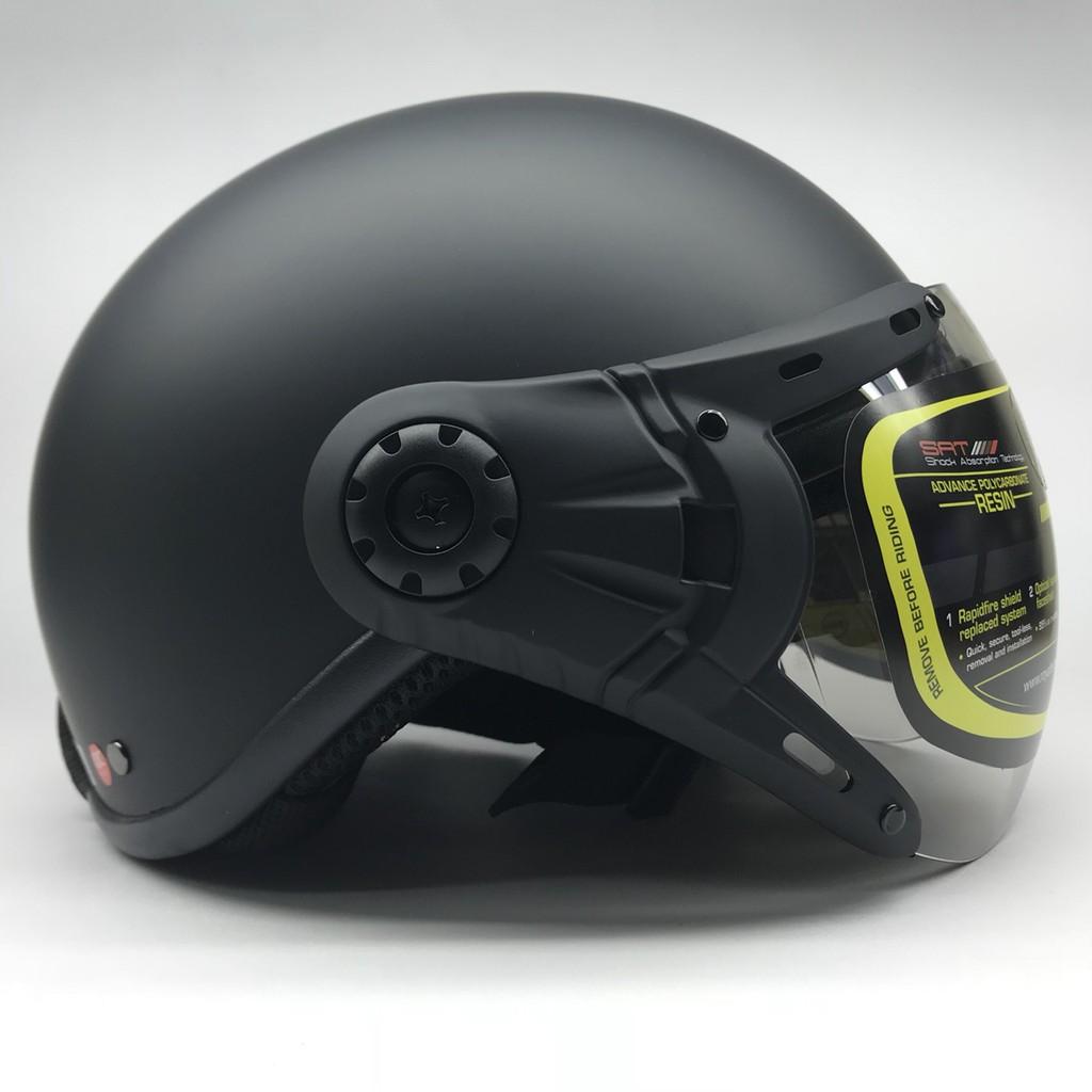 Mũ bảo hiểm Asia MT105K ( màu tùy chọn)