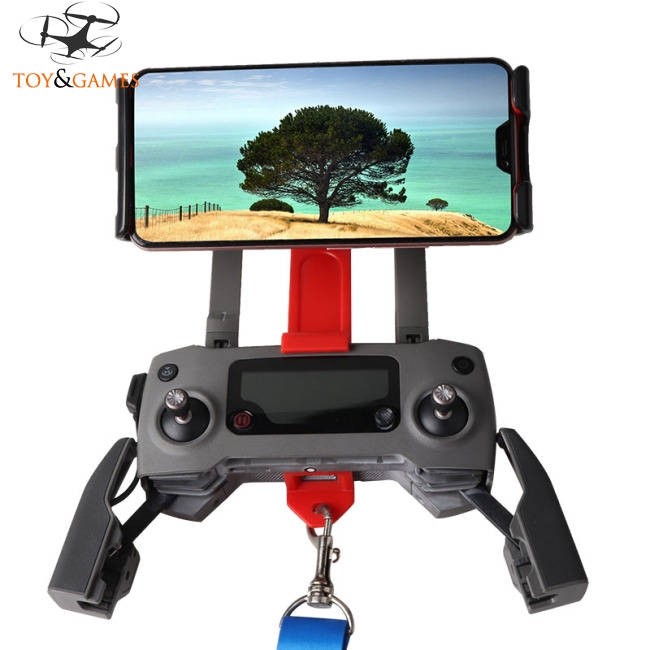 Remote Control Bracket for DJI Mavic 2 Pro Zoom Drone Front View Support Holder for Phone Tablet
