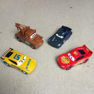 Bộ 4 xe đồ chơi Disney car –Lightning McQueen