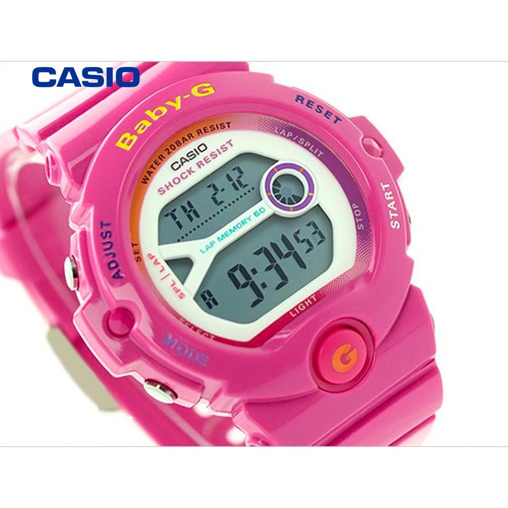 Đồng hồ nữ casio BG-6903- chính hãng