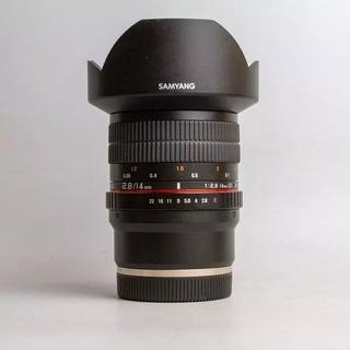 Ống kính máy ảnh Rokinon 14mm f2.8 Sony E MF (Samyang 14 2.8) - 18862 thumbnail