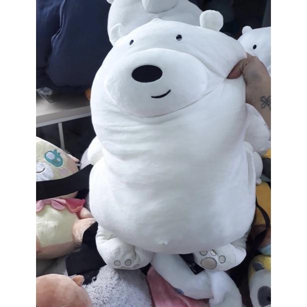 Gấu trắng Ice Bear We bare bears Chúng tôi đơn giản là gấu