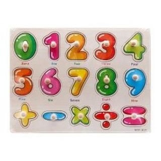 [GIÁ TỐT] Bảng học toán 10 số cộng trừ nhân chia loại tốt (SP tốt nhất)
