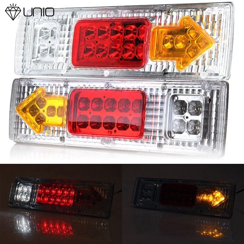 Set 2 đèn đuôi xe ô tô 19 bóng LED siêu sáng - 14483952 , 2150305900 , 322_2150305900 , 232200 , Set-2-den-duoi-xe-o-to-19-bong-LED-sieu-sang-322_2150305900 , shopee.vn , Set 2 đèn đuôi xe ô tô 19 bóng LED siêu sáng