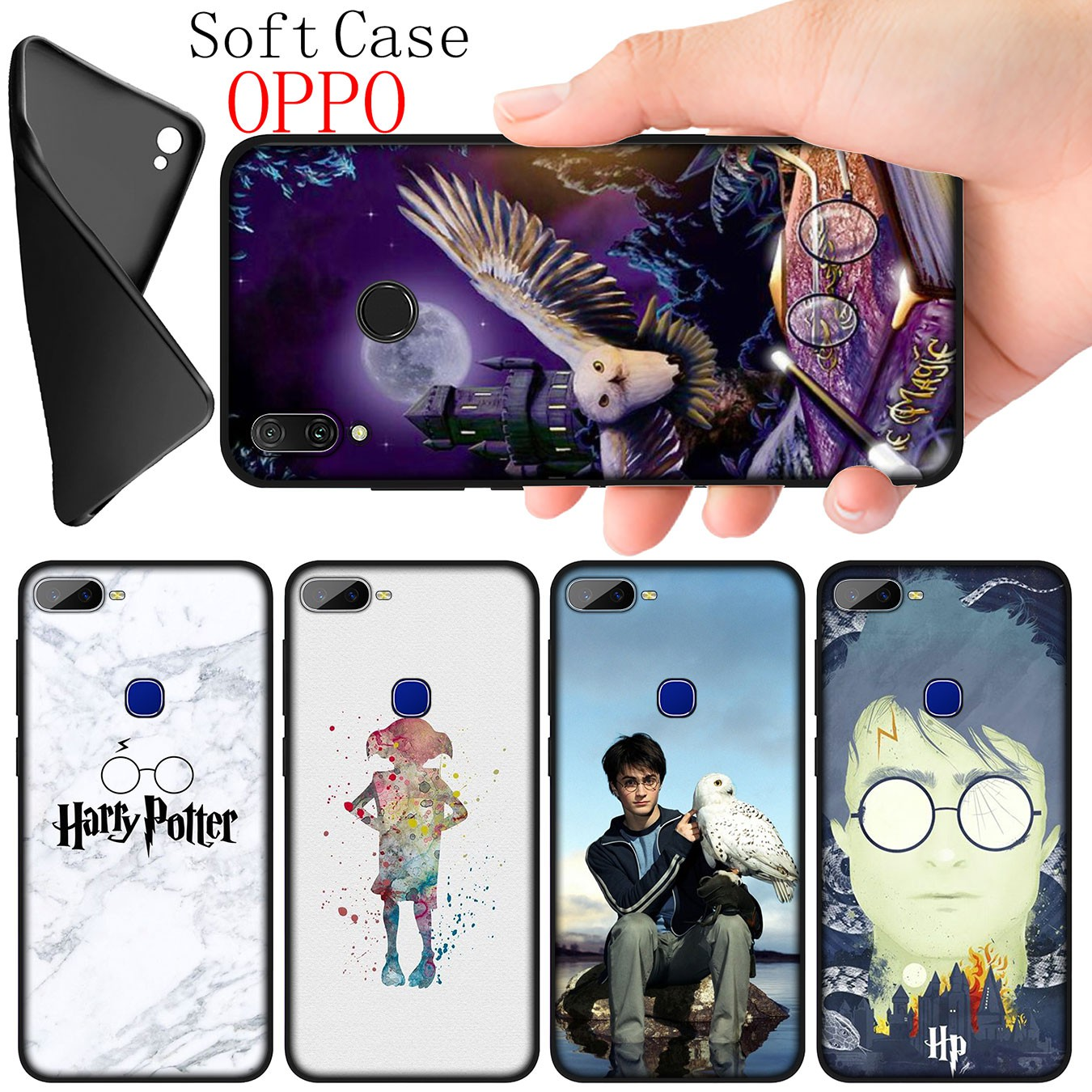 Xiaomi Mi 10 9 9T Pro Lite SE pocophone f1 MI10 Mi9 Soft Silicone Phone Cover Case Harry Potter cool