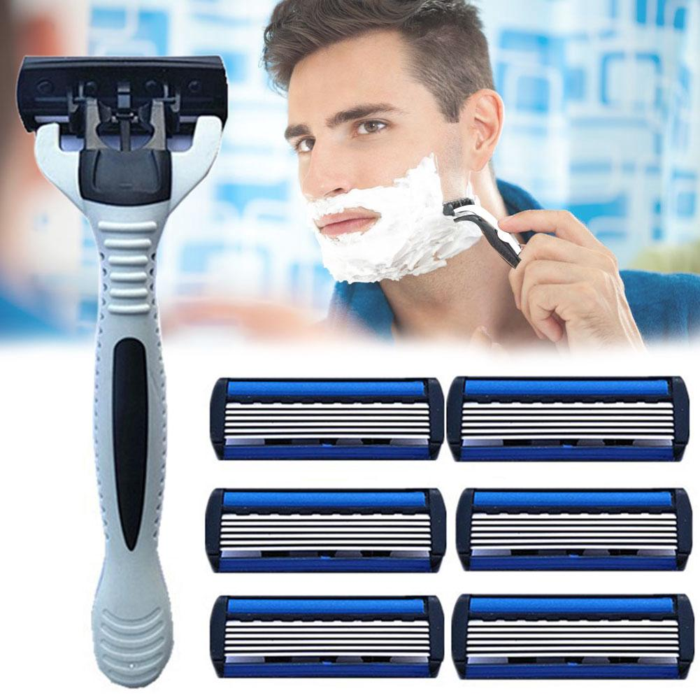 Beard Remove Efficient Home Portable Safe Manual With Holder