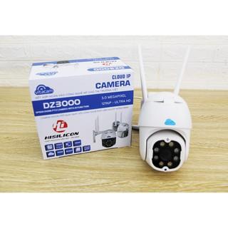 Camera Ngoài Trời Vitacam Dz-3000 3Mpx Xoay 350 Độ, Đàm Thoại 2 Chiều thumbnail