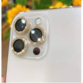 Bộ dán kim cương bảo vệ mắt camera IPhone 12 , IPhone 12 Pro Maxm,11, 11 Pro, 11 Pro max chính hãng Kuzoom cực nổi bật