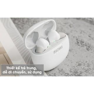 [Mã ELFLASH5 giảm 20K đơn 50K] Tai nghe Bluetooth True Wireless Mozard AT15
