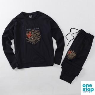 Bộ thời trang thu đông nam mã O36 phom 50-75kg One shop