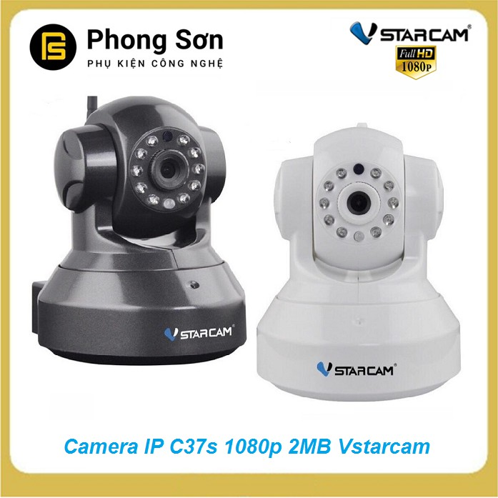 Camera wifi IP Vstarcam C37s Full HD 1080P