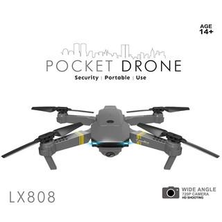 Flycam Điều Khiển Từ Xa Eachine E58 (LX808) – Có Wifi – Camera 720P