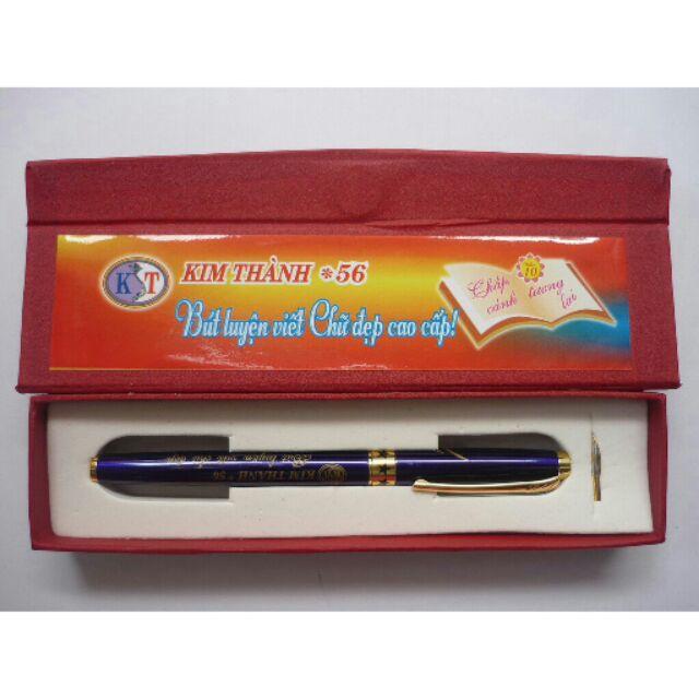 Bút máy luyện chữ đẹp kim thành 56