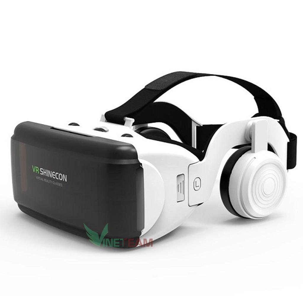 """Kính thực tế ảo 3D VR SHINECON 6 cho điện thoại 3.5"""" - 6.0"""" G06 và G06E Android IOS"""