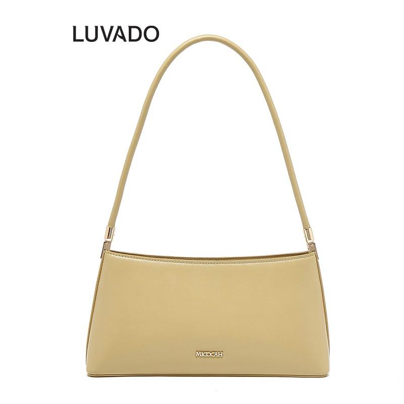 Túi đeo chéo nữ nhỏ MICOCAH đi chơi dễ thương nhiều ngăn LUVADO TX561