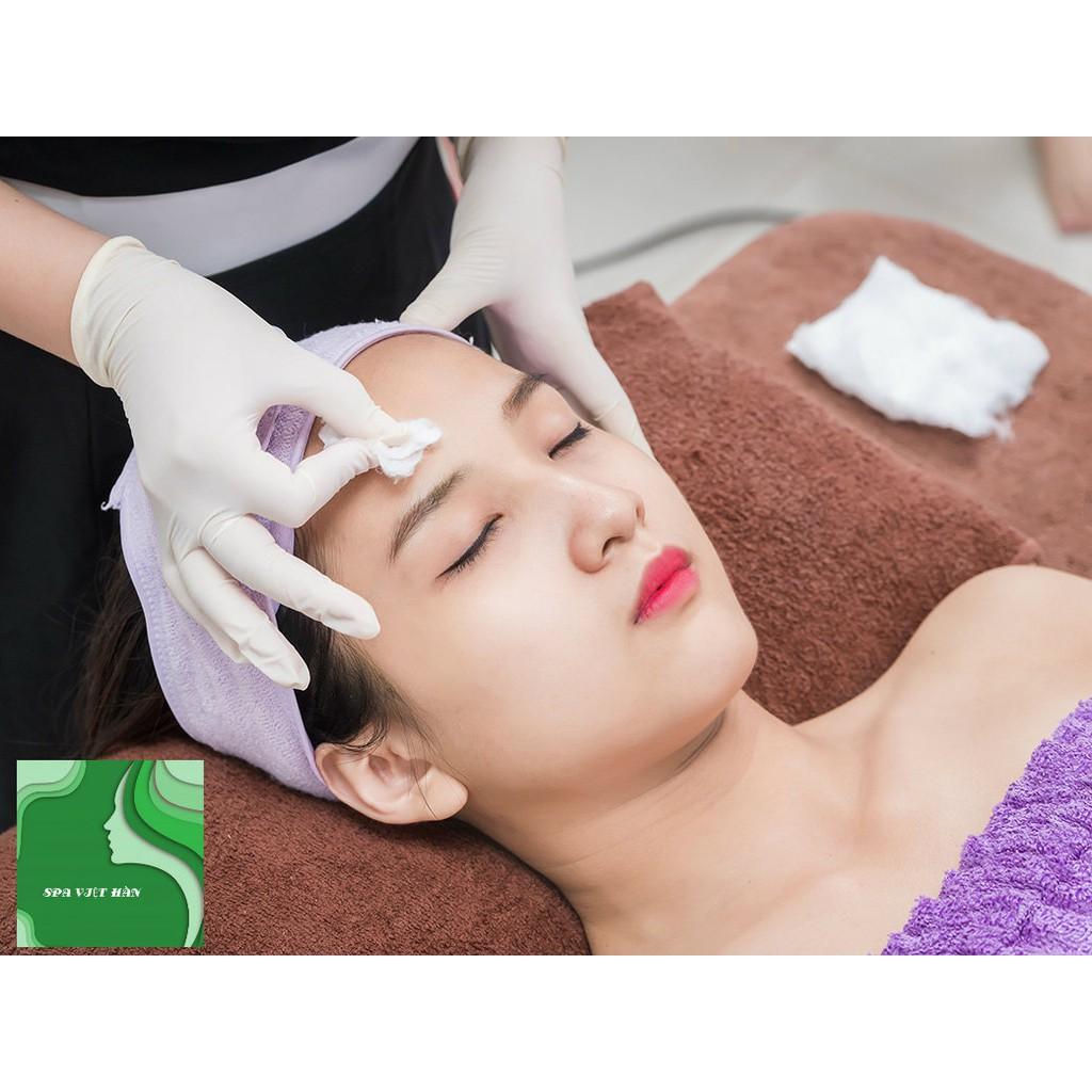 HCM [E-Voucher] - Độc quyền 15 bước trị mụn, trị thâm cao cấp, trắng da 3D tại Hệ thống Spa Việt Hàn - Âu Hàn