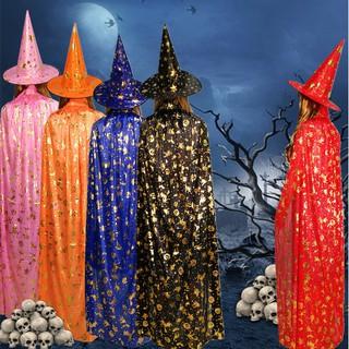 Bộ áo choàng phù thủy