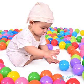 Plastic Colorful Soft Ball Kid Swim Pit Toy