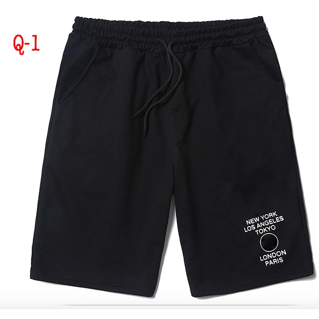Quần short nam thun ASALA ( Q-1)
