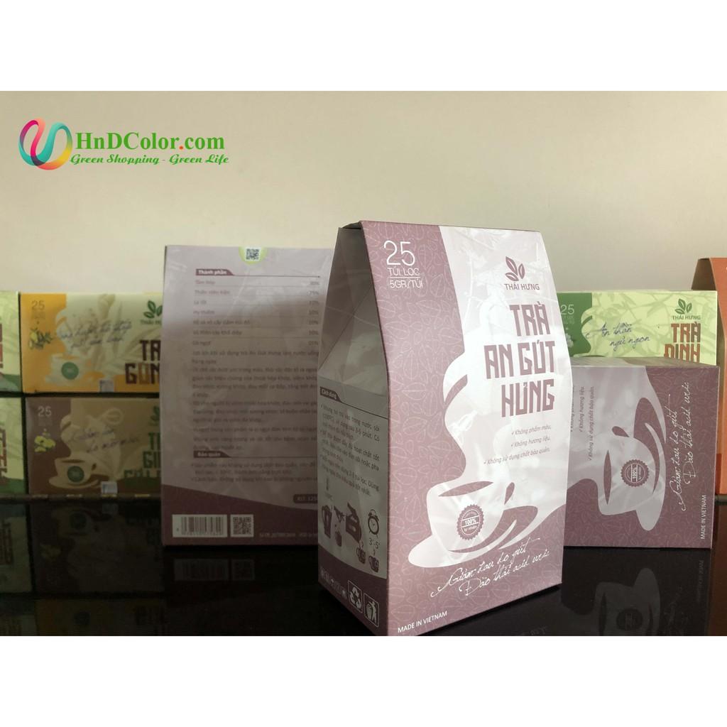 [CHÍNH HÃNG] Trà An Gút Hưng (trà thảo dược, 100% tự nhiên, dạng túi) - hỗ trợ điều trị đau nhức xương khớp, bệnh gút
