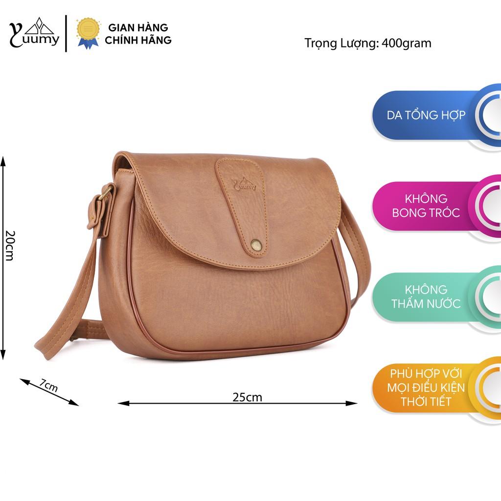 Túi đeo chéo thời trang nữ YUUMY YN30 nhiều màu