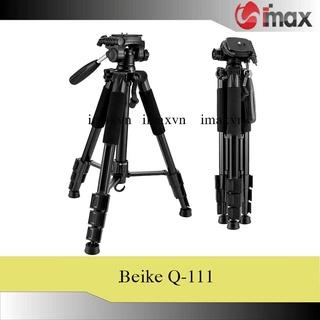 Chân máy ảnh Tripod Beike Q-111 thumbnail
