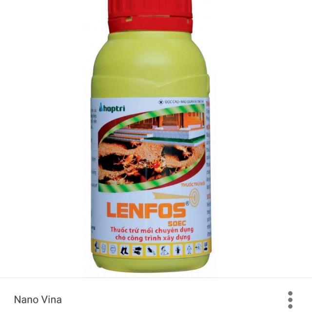 Thuốc diệt mối .phòng mối LENFOS 50EC