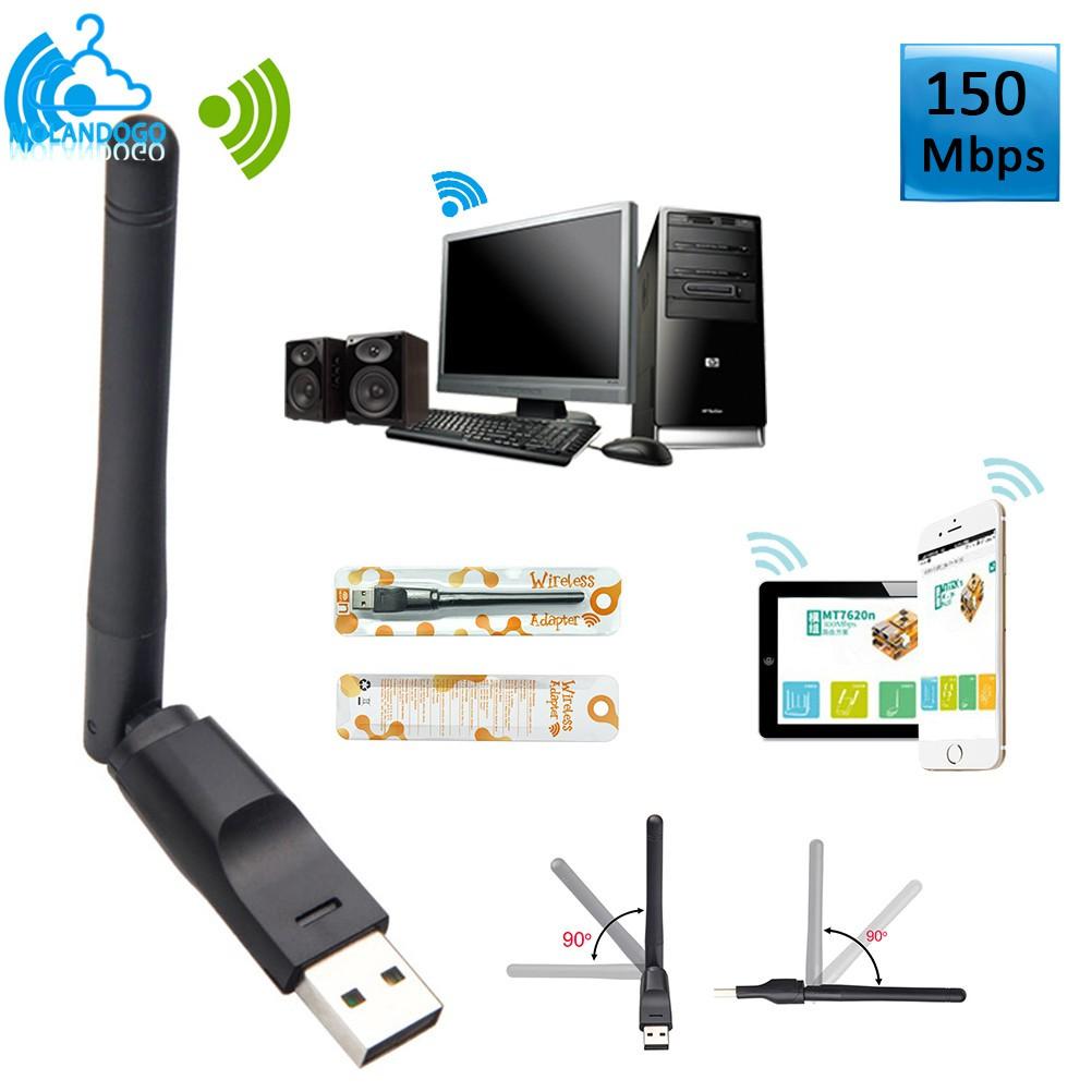 [Mã CBEL06 giảm 20% đơn 50k] Bộ phát wifi không dây 802.11n / g / b 150Mbps