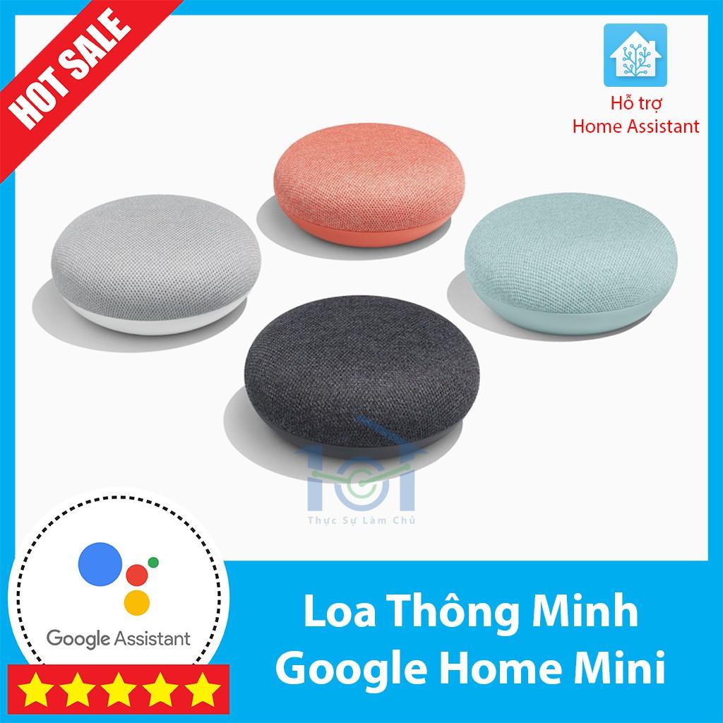 Loa thông minh Google Home Mini chính hãng nguyên seal
