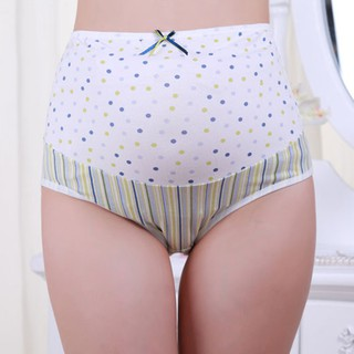 Maternity Women Panties Cotton Pregnant Women High Waist Briefs Underwear