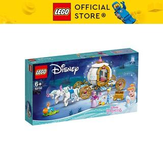 LEGO DISNEY PRINCESS 43192 Cỗ Xe Hoàng Gia Của Lọ Lem ( 237 Chi tiết)