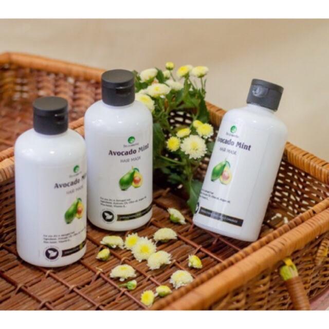 Mặt nạ dưỡng tóc Avocado (Siêu phục hồi)