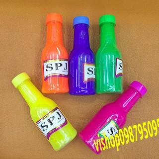 slime chai nước ngọt dạng lỏng chai SPJ mã HUP92 Mhàng nhiều L