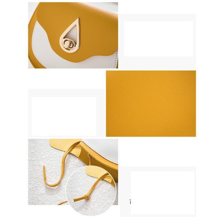 Túi xách nữ giá rẻ đeo chéo nini nhỏ gọn cao cấp da mềm chính hãng dây da hàng hiệu TXN140-C loại 1