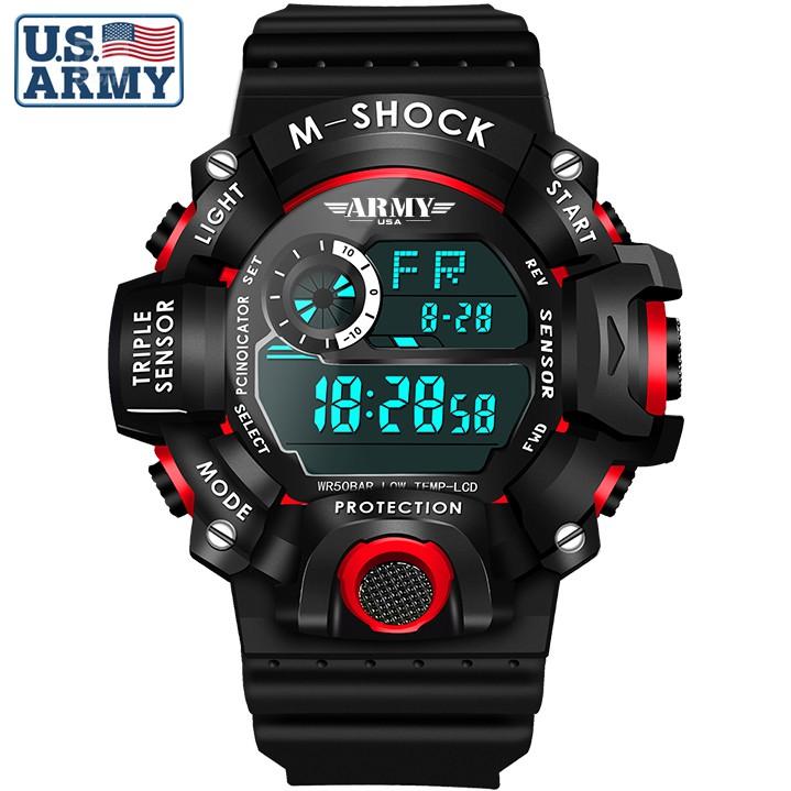 Đồng hồ Trẻ Em ARMY RABAN USA - Chống Sốc & Chống Nuốc Tốt