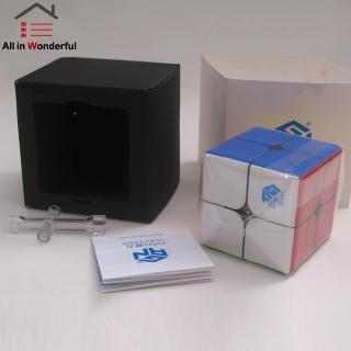 2*2*2 Mini Speed Cube Brain Teaser Magic Cube Children Intelligence Puzzle Toy Gift