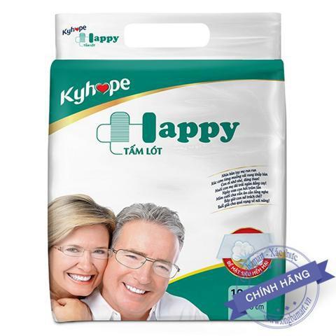 Tấm lót Kyhope Happy 10 miếng