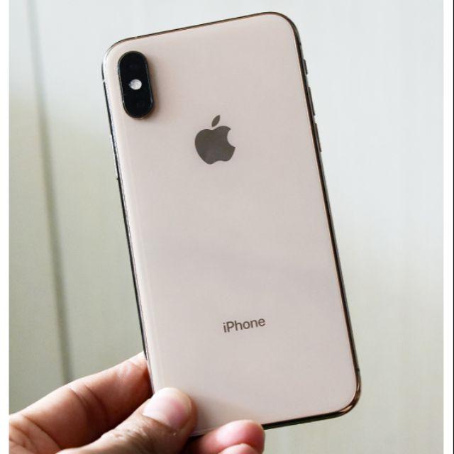 Điện thoại iPhone Xs 256G Gold Quốc tế zin đẹp