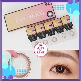 [Siêu ưu Đãi] Lens cận 5 độ – 5.5 độ – 6.0 độ, kính áp tròng cận thị 5 độ, 5.5 độ, 6.0 độ – Ann365 Lens