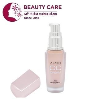 Kem nền Asami CC Cream 30ml SPF35 cho lớp nền hoàn hảo thumbnail