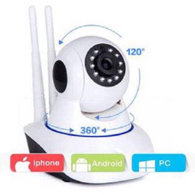 Camera giám sát Yoosee - Camera wifi IP xoay 360 - Camera an ninh giám sát
