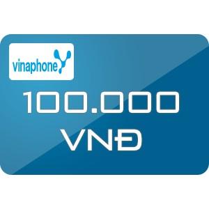 Nạp trực tiếp Vinaphone 100k